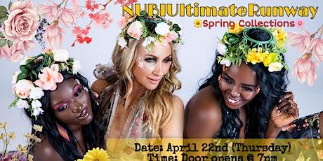 NUBIUltimateRunway Spring tickets