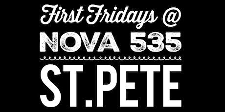 First Friday at Nova 535 tickets