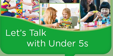 Elklan Let's Talk with Under 5's tickets