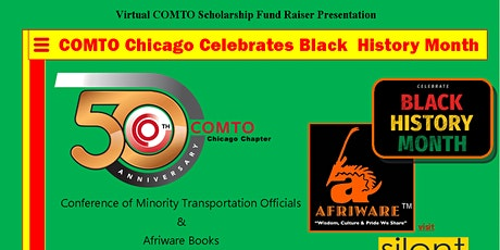 COMTO - Black History Month Celebration tickets