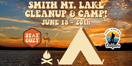 Smith Mountain Lake Camp & Cleanup! tickets