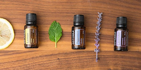 Essential oils for beginners. tickets