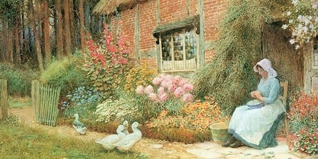 The Golden Afternoon Of Gardens And Artists - The Cottage Garden tickets