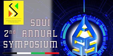 SDUI 2nd ANNUAL SYMPOSIUM SAS2021 tickets