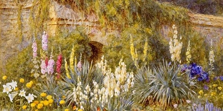 The Golden Afternoon Of Gardens And Artists  - Gertrude Jekyll tickets