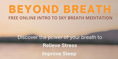 Introduction to Breathing Meditation tickets