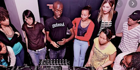 DJing Live: From Setup to Soundcheck Free Masterclass tickets