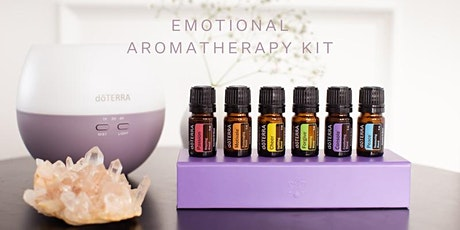 Emotional Aromatherapy with oils tickets