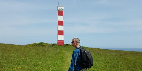 Guided walk to climb the Gribbin Head daymark tower tickets