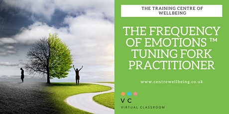 The Frequency of Emotions ™ Tuning Fork Therapy Practitioner tickets