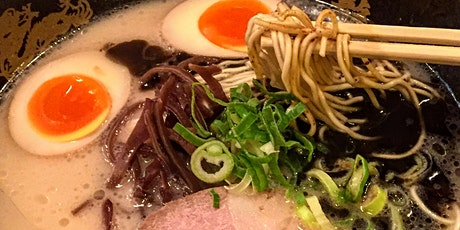 Japanese Ramen: Advanced  Cooking Class tickets