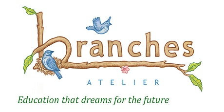 Branches Atelier Parent Tour for  Monday, 3/1/2021  4:00pm tickets