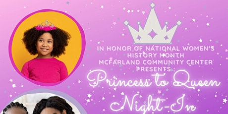 Princess To Queen Night-In. tickets