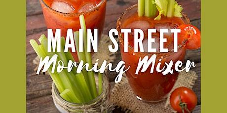 Main Street Morning Mixer tickets