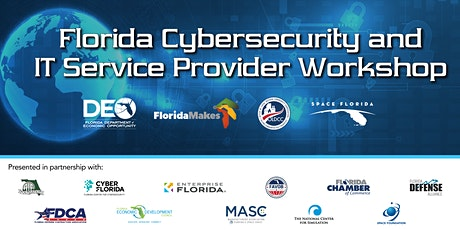 Florida Cybersecurity and IT Service Provider Workshop tickets