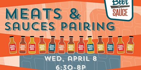 FREE = Smoked Meats and Sauces Pairing!! tickets