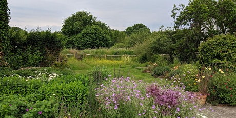 Open garden featuring a wilder lawn tickets
