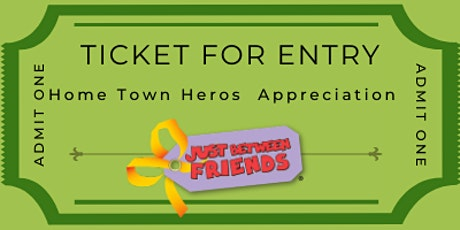 JBF Cherry Hill- FREE PRESALE for Home Town Heros- Friday, March 5, 2021 tickets