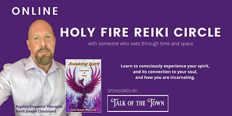 Holy Fire Reiki Circle tickets
