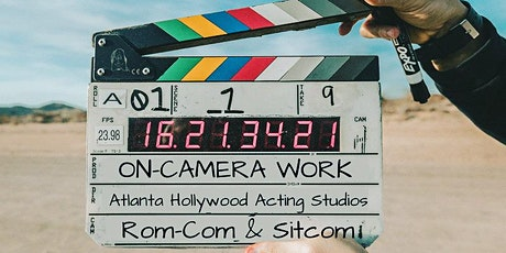 On-Camera Work - Wednesday Classes (begin Feb. 10 - March 31) tickets