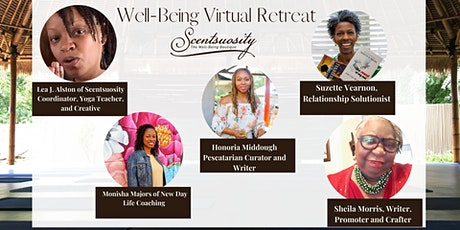 The Well-Being Virtual Retreat tickets