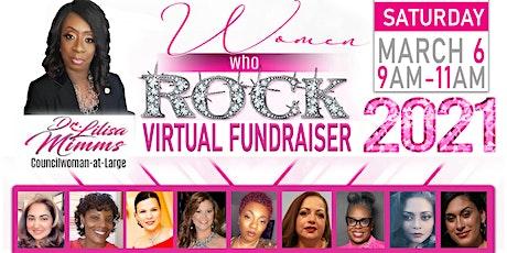 Women Who Rock 2021 Virtual Award Ceremony tickets