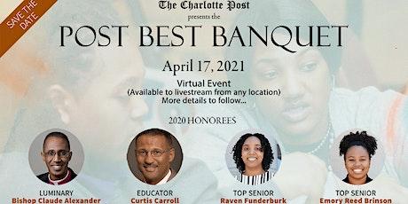 Rescheduled 2020 Post Best Banquet tickets