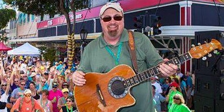 Jimmy Buffett Tribute by Don Middlebrook & The Pearl Divers ~ Table for 6 tickets