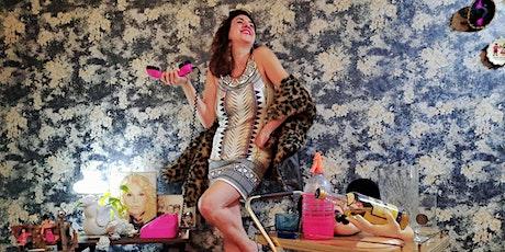 Carla Facciorusso presenta Mono de Metal en Abasto Abierto entradas