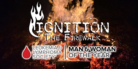 [Charity Event] Firewalk: Leukemia Lymphoma Society Man of the Year tickets