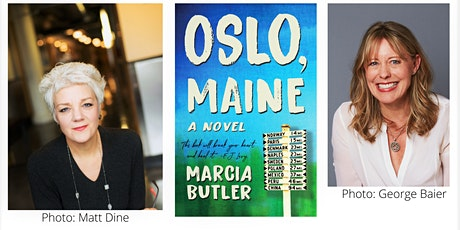 Book Launch: OSLO, MAINE by Marcia Butler tickets
