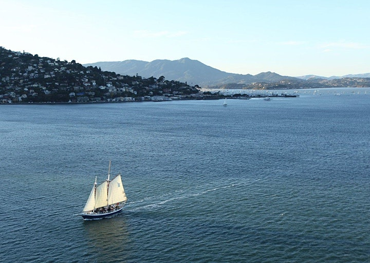 Father's Day Afternoon Sail on San Francisco Bay image