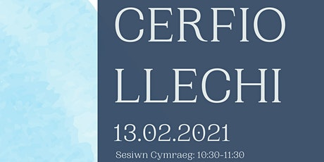 Prosiect Llechi Mynydd Llandygai (sesiwn Cymraeg) tickets