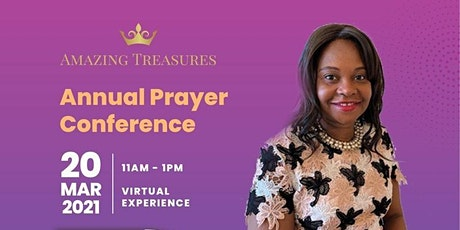Annual Women's Prayer Conference 2021 tickets