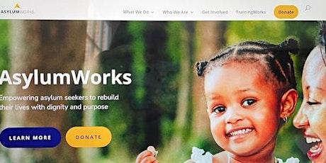 Learn How AsylumWorks Supports Asylum Seekers in the DMV tickets