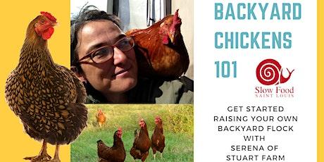 Backyard Chickens 101 with Serena Cochrane-Stuart tickets