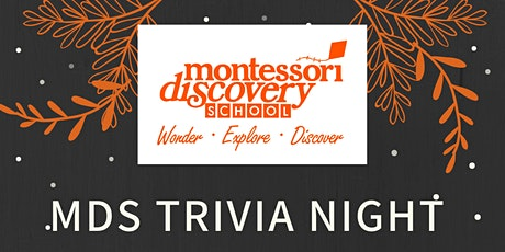 Trivia Night at the Montessori Discovery School tickets