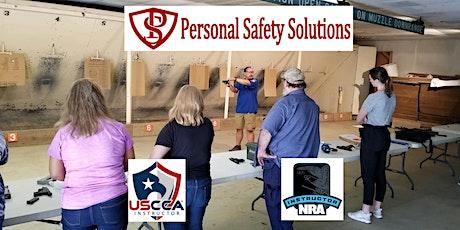 USCCA Basic Pistol Class $100- March 13, 2021 tickets
