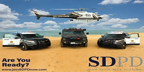 San Diego Police Department Employment Information Event tickets