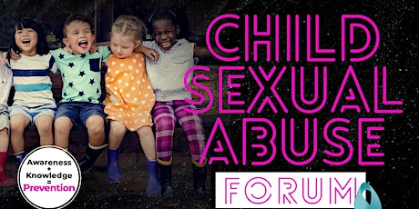 HUSH NO MORE Child Sexual Abuse Forum tickets