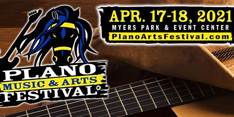 2021 Plano Dallas Music & Arts Festival at Myers Park tickets