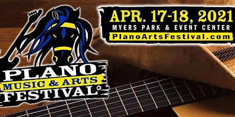 2021 Plano McKinney Music & Arts Festival at Myers Park tickets