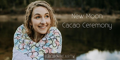 New Moon Cacao Ceremony tickets