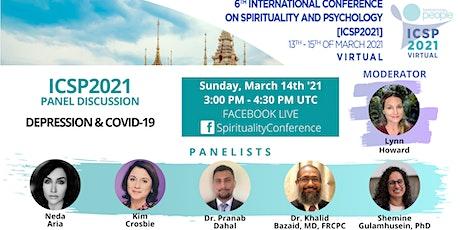 Panel discussion: Depression & Covid-19 tickets