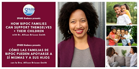 How BIPOC Families Can Support Themselves and Their Children tickets