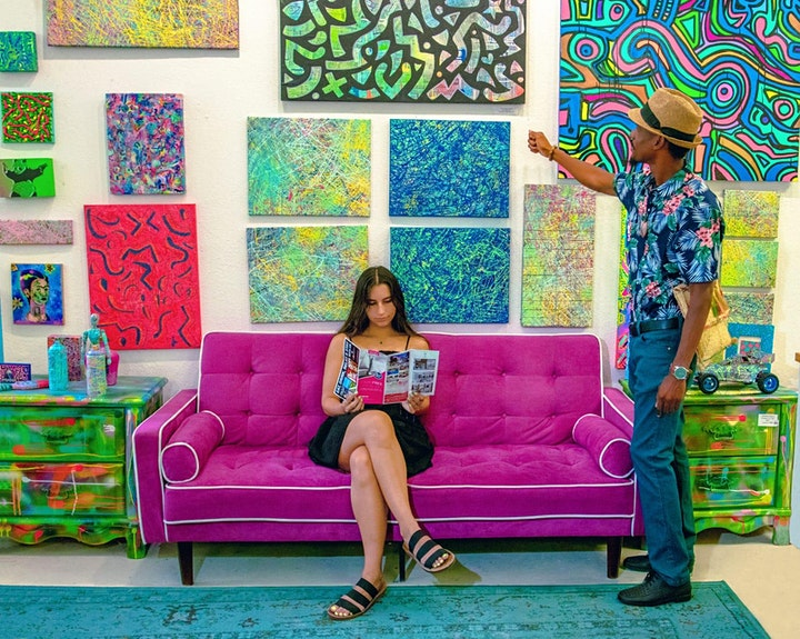 Coconut Grove: Downtown Tour image