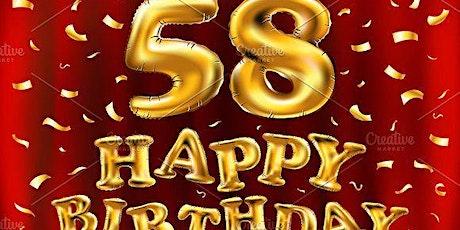 Webb's 58th Birthday Celebration tickets