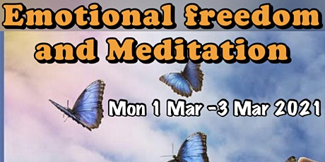 Emotional Freedom techniques and Meditation  tickets