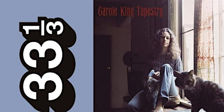 """Carole King's NYC: """"Tapestry"""" Book Launch - Virtual Event tickets"""