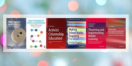 Six New Titles: School of International Studies and Education Book Launch tickets